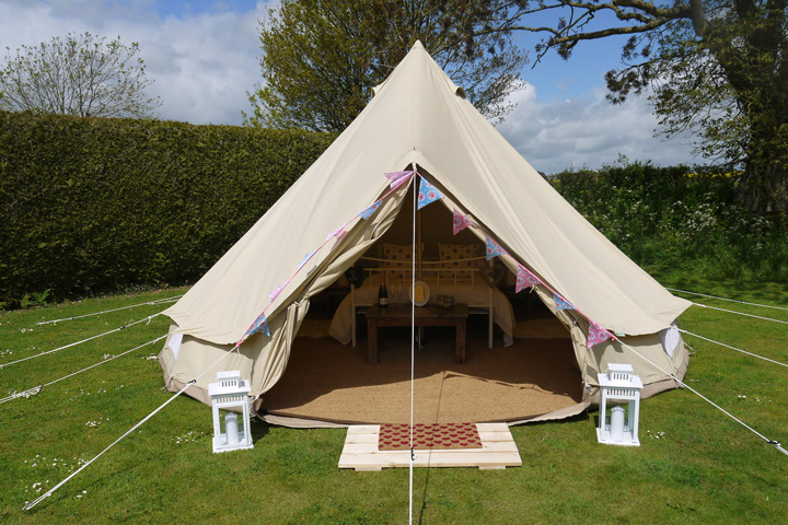 Marquee tent hire Chippenham Wiltshire