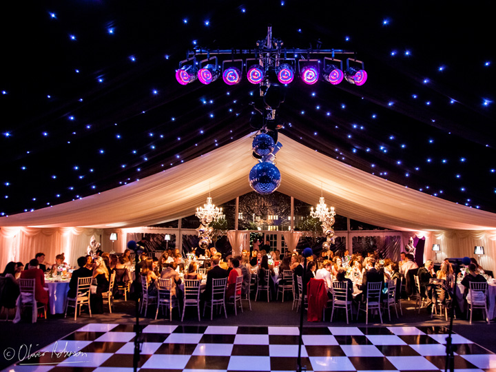 Marquees for hire Westonbirt Glos