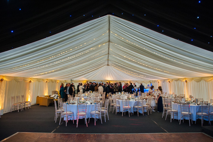 Cotswolds marquee hire